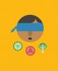 Unidos por Niños Saludables: Adivina la comida
